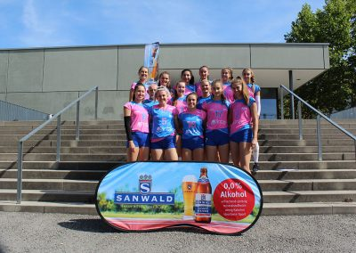 Volleyball Team NoveMesto Damen