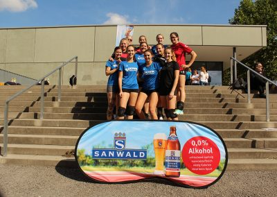 Volleyball Team Saarlouis Damen